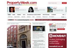 Property Week - Homepage